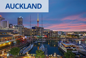 Travel advice Auckland